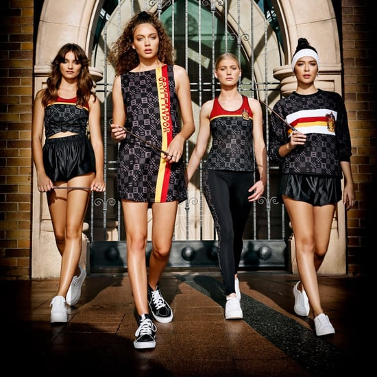 BlackMilk Clothing Hogwarts Inspired Athleisure