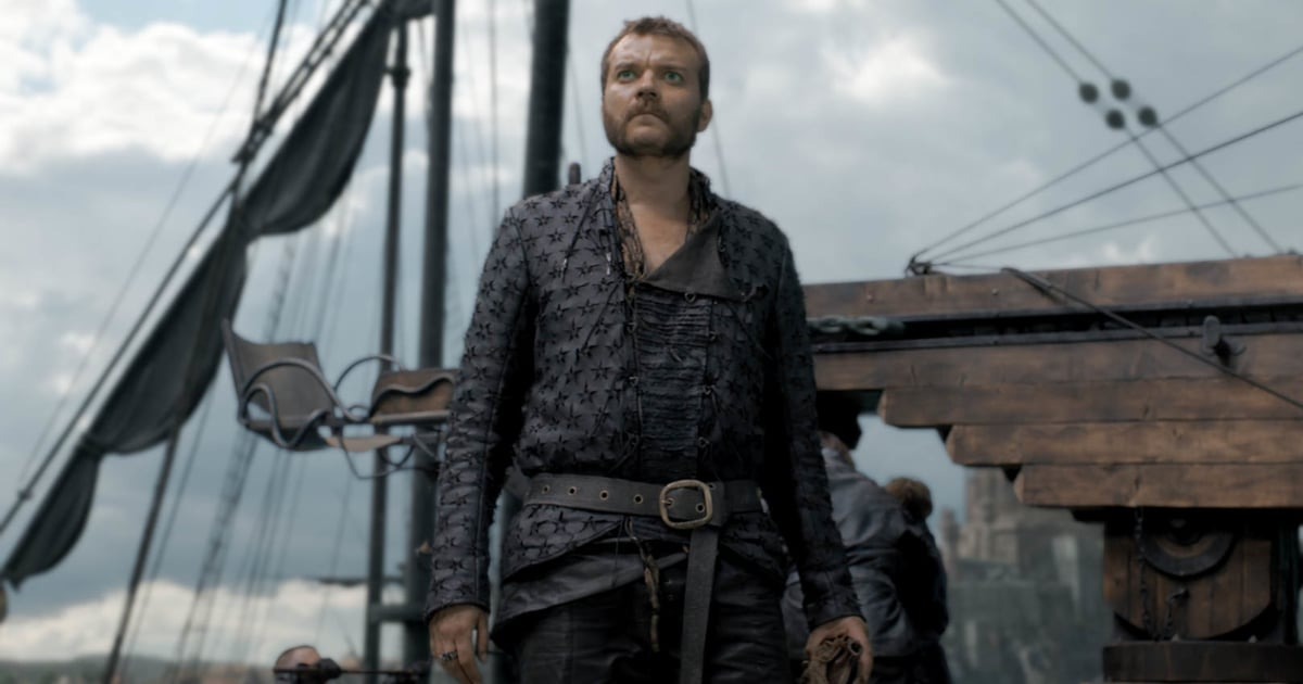 Pilou Asbæk Quotes About Euron Greyjoy On Game Of Thrones