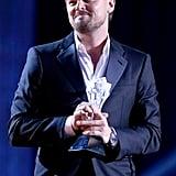 Leonardo DiCaprio Says He's Sorry