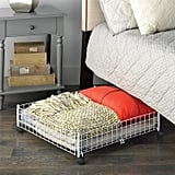 Whitmor Rolling Underbed Cart
