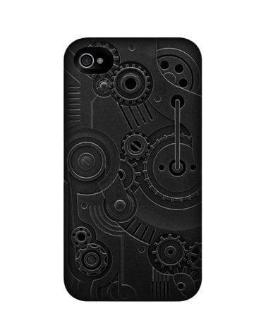 Switcheasy Avant-Garde Clockwork iPhone 4/4S series ($35).
