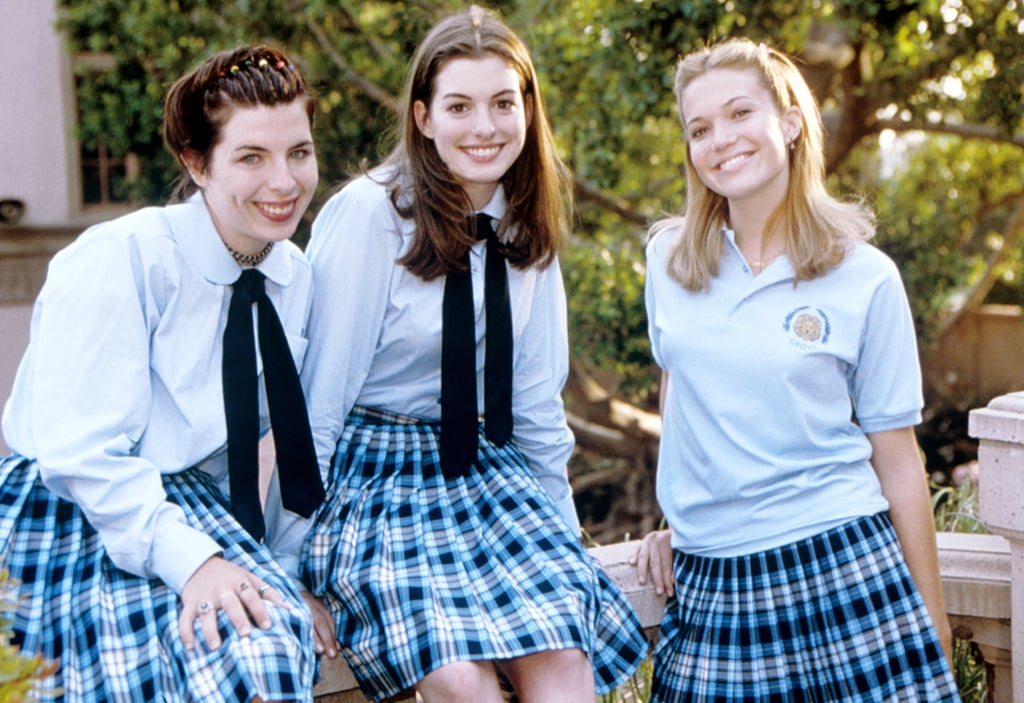 Mia Thermopolis: The Inspiration