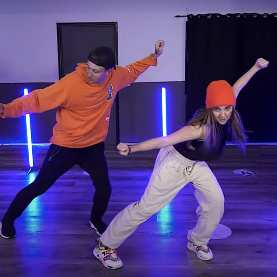 "Matt Steffanina Dance Routine For Justin Bieber's ""Peaches"""