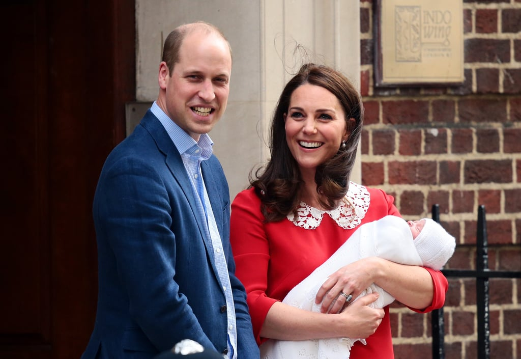 Kate Middleton's Hair After Giving Birth to Third Child