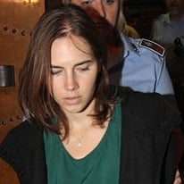 Amanda Knox Tells Court She's Innocent