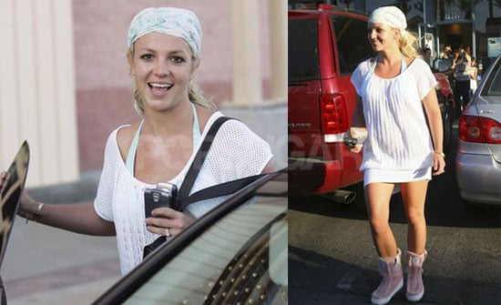 We'll Never See It Britney's Way, Because We're Not Her