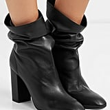 Aquazzura Boogie 85 Leather Ankle Boots