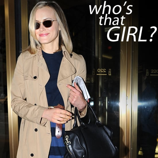 Fashion Focus on The Lucky One Star Taylor Schilling: Stalk Her Stellar Off-Duty and Red Carpet Style