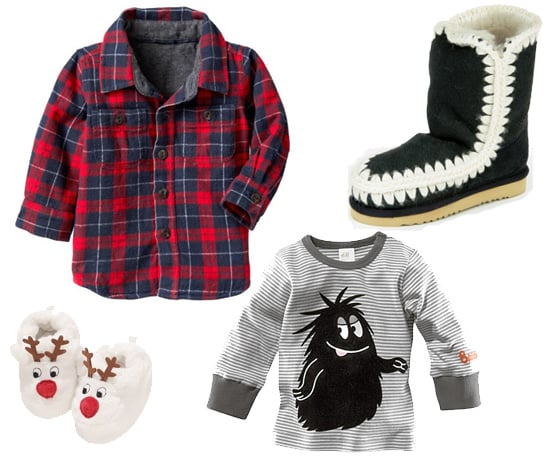 Christmas Present Ideas for a Baby Boy