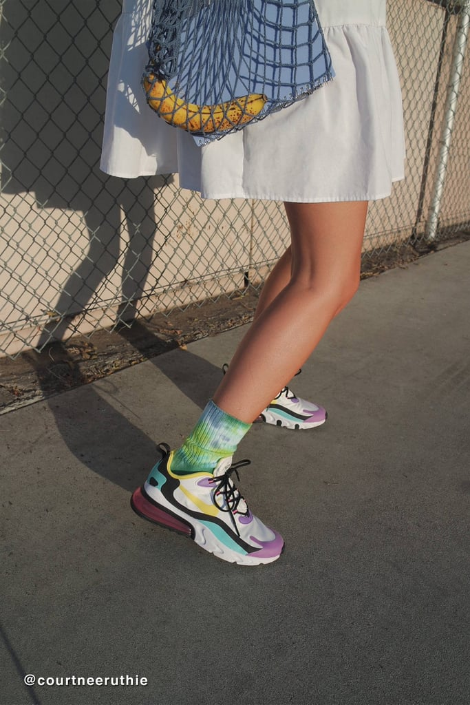 Nike Air Max 270 React Sneakers | Best Shoes For Spring 2020