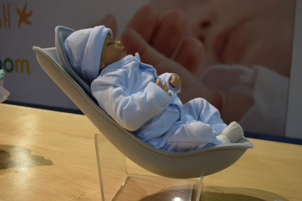 Baby Brezza Cuddle Cradle