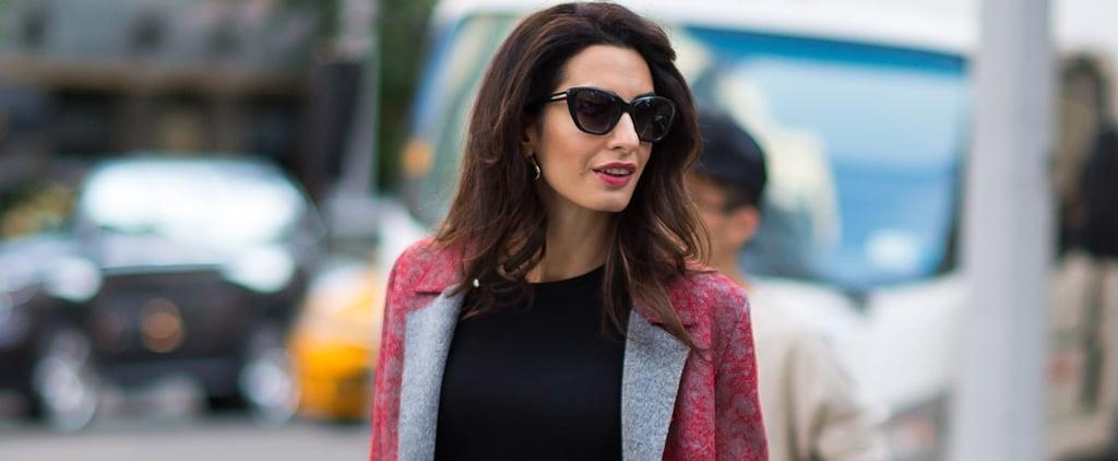 Amal Clooney's Coats
