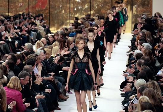2009 Fall Paris Fashion Week: Louis Vuitton
