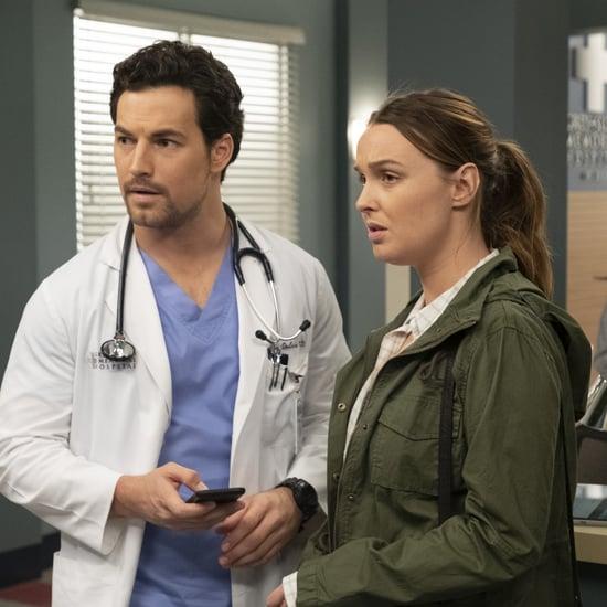Jo's Mental Breakdown on Grey's Anatomy