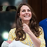 When Kate Couldn't Contain Her Joy After Giving Birth to Charlotte