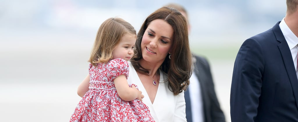 Photos of Kate Middleton With Her Kids