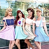 Disneybounding Princesses