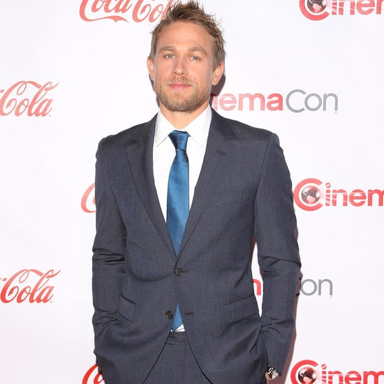 Charlie Hunnam at CinemaCon 2017 Pictures