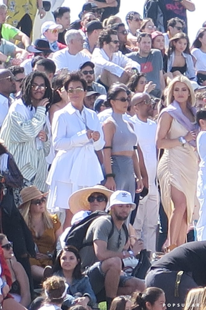 The Kardashian-Jenners at Coachella 2019