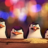 Merry Madagascar , age 6+, Nov. 28, 9:30 p.m., CW When Santa's sleigh crash-lands on Madagascar and he's stricken with amnesia, the animal crew steps up to save Christmas. Fans of the movies should love this special, which mixes feel-good messages about generosity, caring, and compassion with plenty of silly stuff.