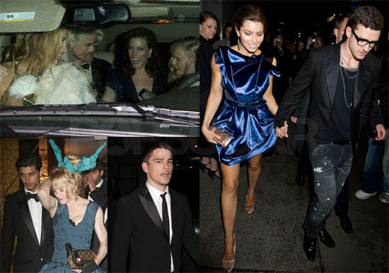 Photos of Marc Jacobs's Costume Institute Gala Afterparty at Monkey Bar