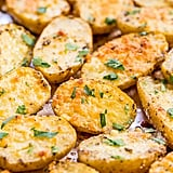 Parmesan and Herb Roasted Potatoes