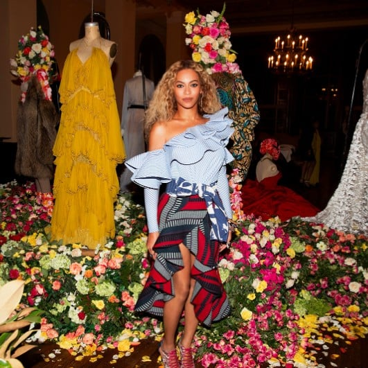 Beyonce at Lemonade Event December 2016
