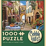 Cobble Hill French Village 1000 Piece Jigsaw Puzzle