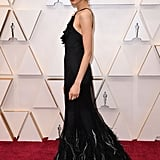 Margaret Qualley at the Oscars 2020