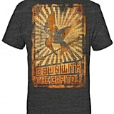 The Hunger Games Down With the Capitol T-Shirt ($12-$16, originally $21)