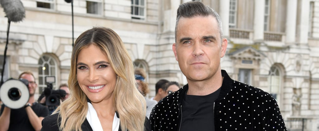 Robbie Williams and Ayda Field Welcome Third Child