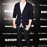 Wes Gordon at The Great Gatsby's screening in New York. Source: Matteo Prandoni/BFAnyc.com