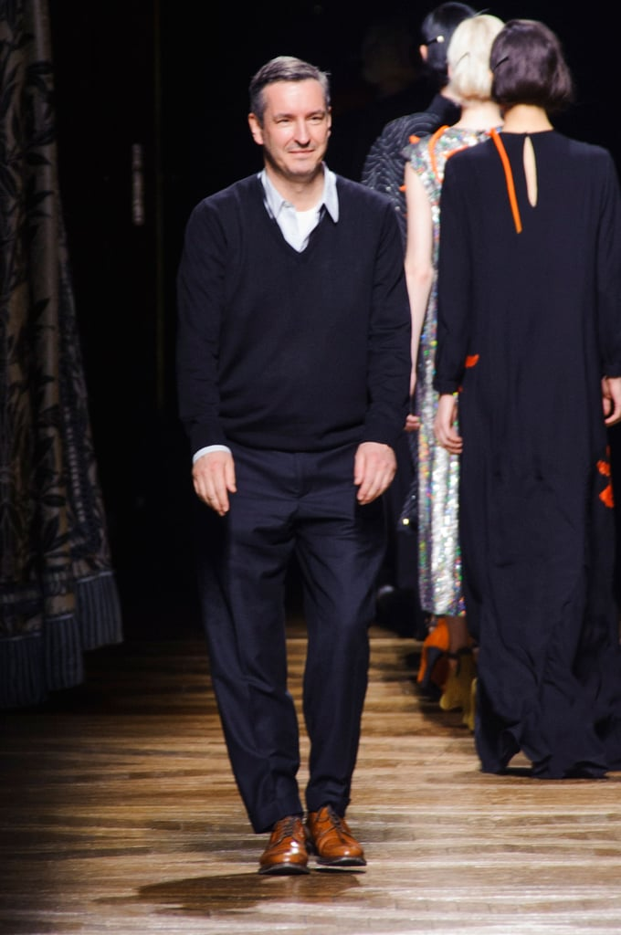How to pronounce fashion designer names hermes and for Dries van noten designer
