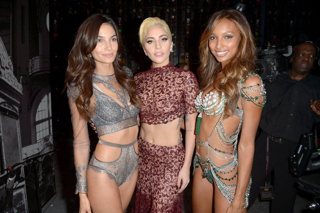 Fashion Models Bringing Babies On Show