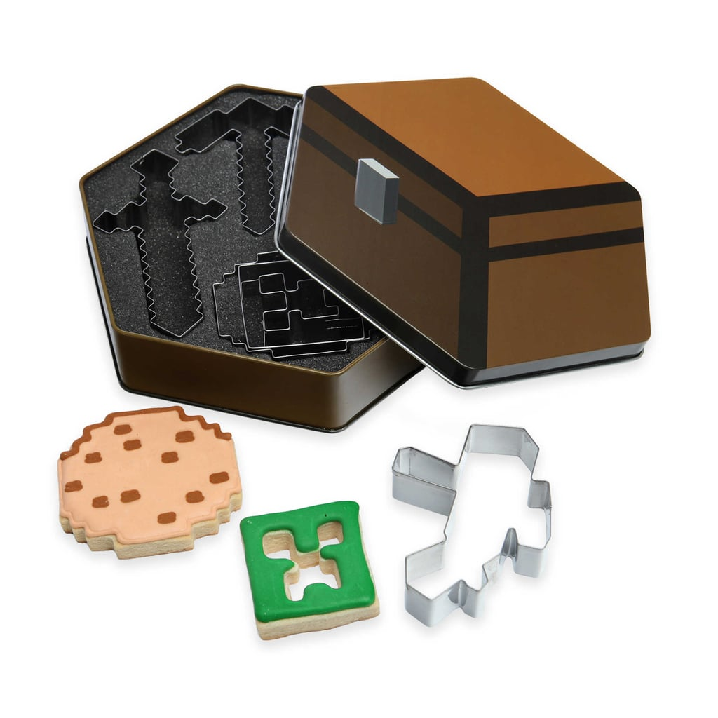 Minecraft 5-Piece Cookie Cutters