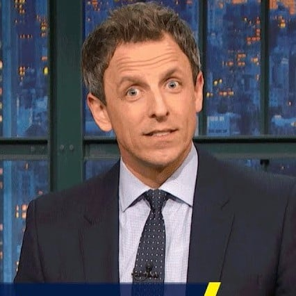 Seth Meyers on Alternative Facts and the Women's March