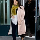 Kim and Kanye Shop by Day and End the Yeezus Tour by Night