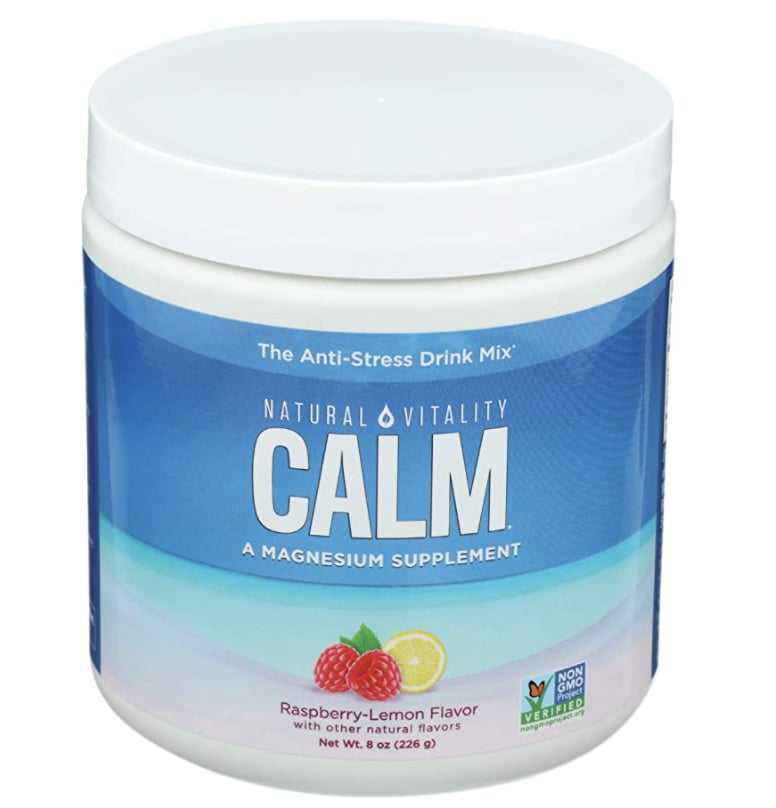 Natural Vitality Calm Magnesium Supplement
