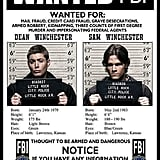 FBI Wanted Poster ($13)
