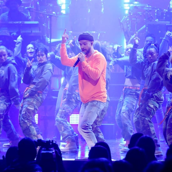 "Justin Timberlake Performs ""Supplies"" on The Tonight Show"