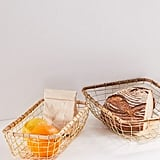 Kitchen: Display With Baskets