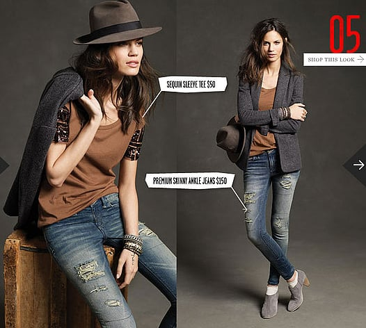 Madewell Fall 2010 Clothing Looks to Love