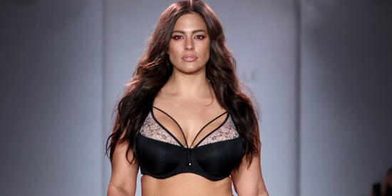 Ashley Graham's Lingerie Runway Show Is The Picture Of Body Positivity