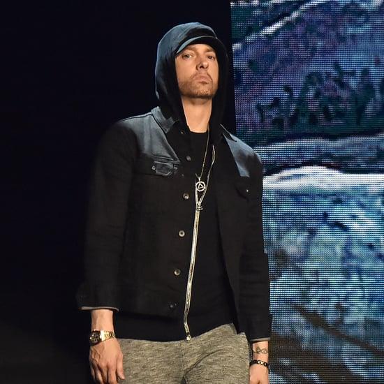 Eminem Talks About Nicki Minaj Dating Rumours During Concert