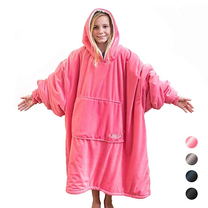 The Comfy Soft Snuggly and Comfortable Blanket Sweatshirt