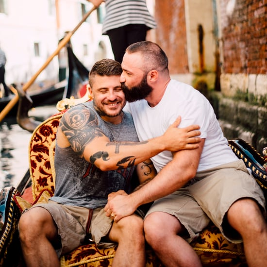 Former Olympian Jimmy Sjodin's Proposal Story in Italy
