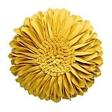 JWH Handmade 3D Flowers Accent Pillow