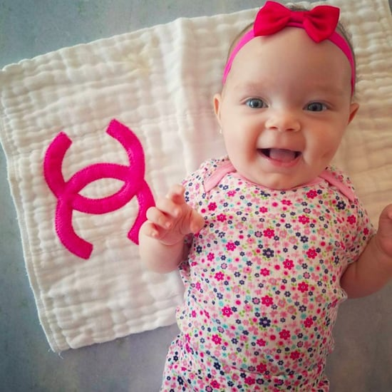 Ice T and Coco's Daughter Chanel's First Year in Numbers