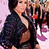 Pictured: Demi Lovato