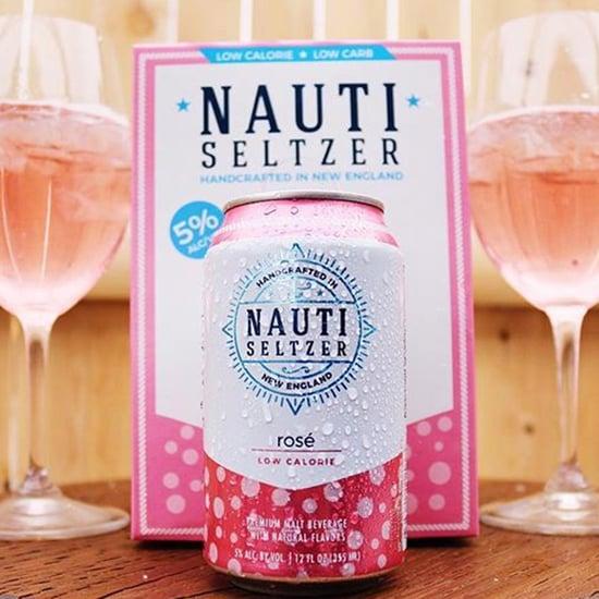 Nauti Seltzer Rose-Flavored Hard Seltzer